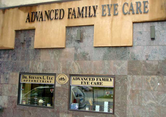 Advanced Family Eye Care